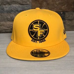 Golden State Warriors All Colors 9FIFTY Snapback